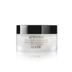 Дневной крем для сухой кожи тройная защита — «Acti-Cell» Triple Protection Day Cream