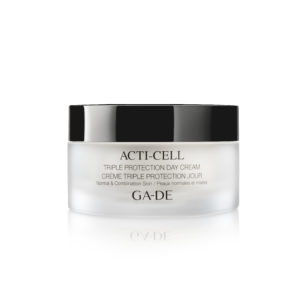 Дневной крем для нормальной и комб. кожи тройная защита — «Acti-Cell» Triple Protection Day Cream