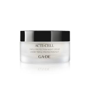 Ночной крем тройная защита — «Acti-Cell» Triple Protection Night Cream