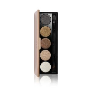 Палитра Теней с Эффектом Металлик — HighLights Metallic EyeShadow Palette