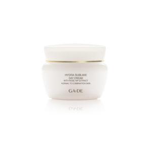 Увлажняющий крем для нормальной и комбинированной кожи -Moisturizing cream for normal & combination skin