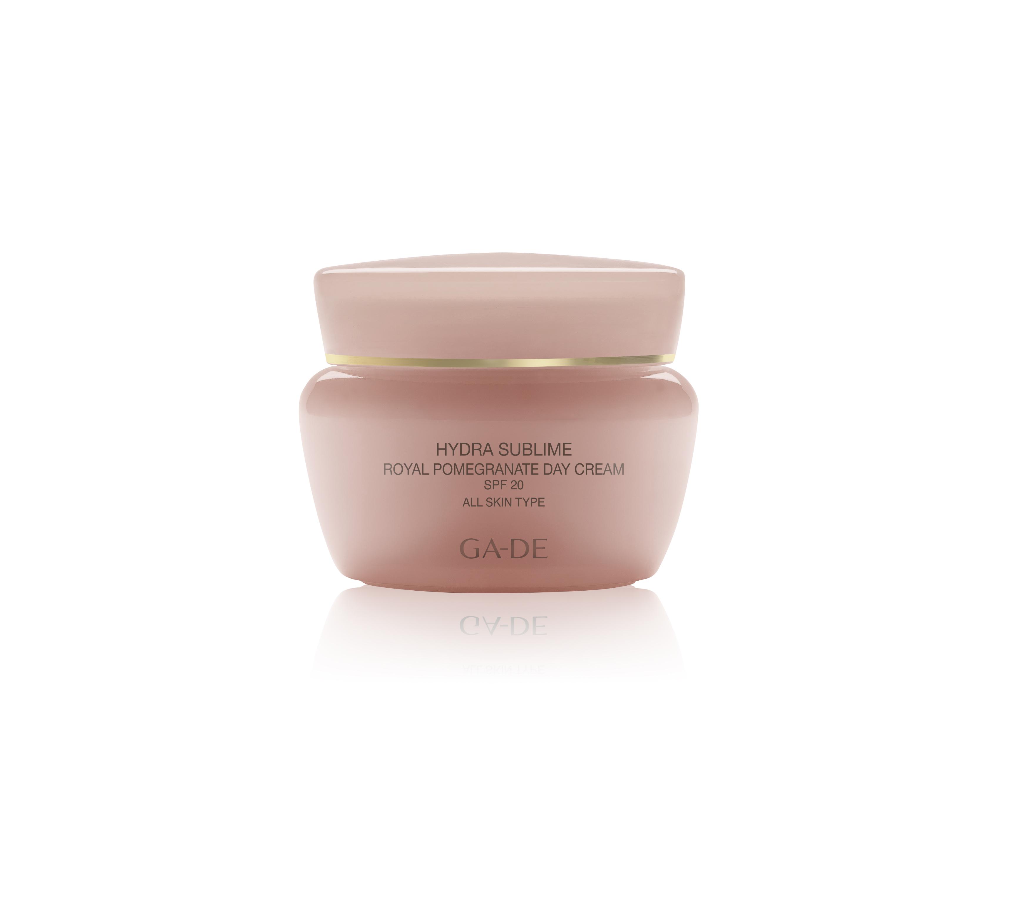 Увлажняющий крем - Hydra Sublime Royal Pomegranate Day Cream SPF 20