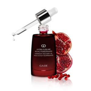 Ночное восстанавливающее масло - Royal Pomegranate