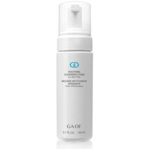 Увлажняющая и очищающая пенка для лица для всех типов кожи - Soothing Cleansing Foam