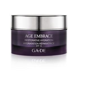 """Восстанавливающий и увлажняющий дневной крем Абсолютный комфорт для сухой кожи SPF 15 - """"AGE EMBRACE"""""""